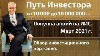 Покупка акций на ИИС: ИнтерРАО, РусГидро, ВТБ, Татнефть и др.